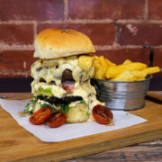Carb Clever Burger